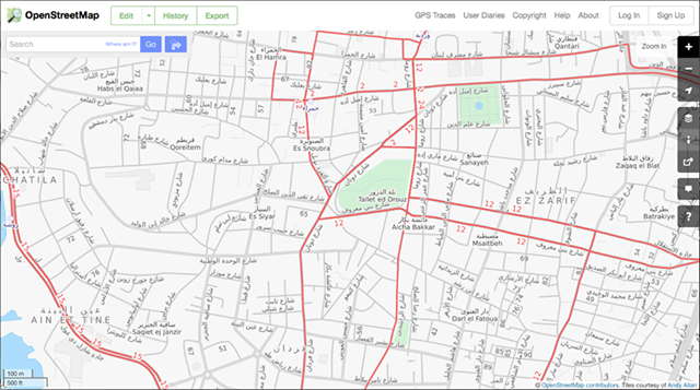 OSM-Transport-Layer