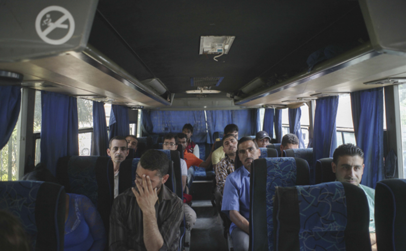 20 Kinds of People You'll Find on the Bus in Lebanon