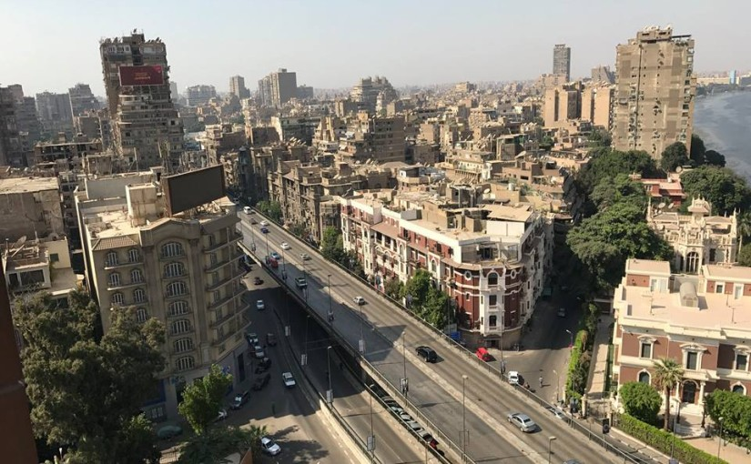 """Our transport is mirroring our society""—Reflections on the ""Amman, Beirut, Cairo"" Regional Exchange"