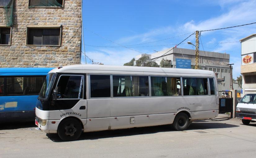 حكاياتي في الباص: بين المغامرة والراحة